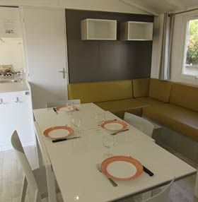 Mobil-home location Ardèche