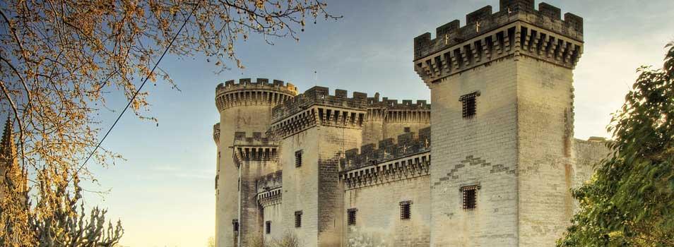 Kasteel Ardèche