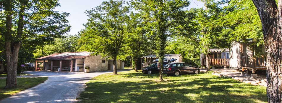 Entdecken Sie den Campingplatz Ardèche