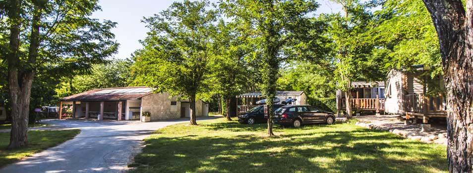 Discover campsite Ardèche