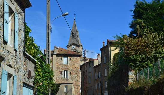 Promenade en Ardèche