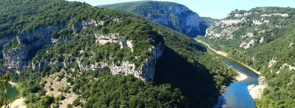 camping proche gorges ardeche
